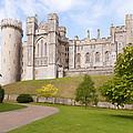 Arundel Castle West Sussex by Stephen Baker