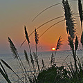as the sun sets at Seascape by SC Heffner