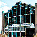 Asbury Park Casino - My City In Ruins by Bill Cannon