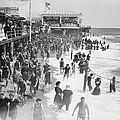 Asbury Park - New Jersey - 1908 by Daniel Hagerman