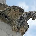 Ascension Gargoyle by Dodie Ulery