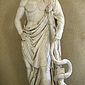 Asclepius. 4th C. Bc. Classical Greek by Everett