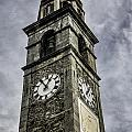 Ascona Clock Tower by Timothy Hacker