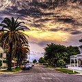 Ash Street by  Island Sunrise and Sunsets Pieter Jordaan