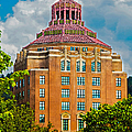 Asheville City Hall by John Haldane