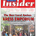 Asheville Insider Magazine by John Haldane