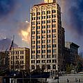 Ashevilles Jackson Building by John Haldane