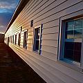 Ashley Falls Barn by Rob Michels