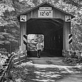 Ashtabula Collection - Olin's Covered Bridge 7k01975b by Guy Whiteley