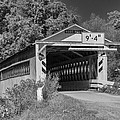 Ashtabula Collection - Root Road Covered Bridge 7k02000b by Guy Whiteley