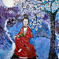 Asian Beauty by Arlen Avernian - Thorensen