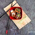 Asian Meatballs 1 by Jane Rix