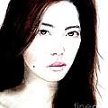 Asian Model II by Jim Fitzpatrick