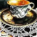 Asian Teaware by Jannice Walker