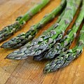Asparagus by Michelle Calkins