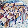 Aspen by Elaine Vileria