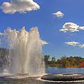 Aspetuck Reservoir by Joann Vitali