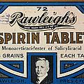 Aspirin 5 Grains by Mary Bedy