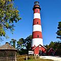 Assateague Island Lighthouse by Kim Bemis