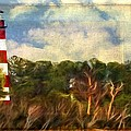 Assateague Lighthouse by Alice Gipson