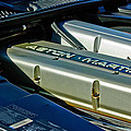 Aston Martin Db7 Engine by Jill Reger