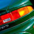 Aston Martin Db7 Taillight by Jill Reger
