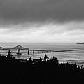 Astoria Bridge by Betty Depee