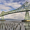Astoria Bridge by Mark Kiver