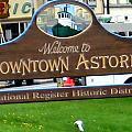 Astoria Oregon by Jay Milo