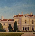 Astors Beechwood Mansion by Betty Ann Morris