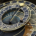 Astronomical Clock by Ann Horn