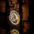 Astronomical Clock Prague Czech Republic by Megan Victoria