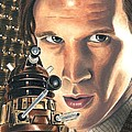 Doctor Who - Asylum Of The Daleks by Marc D Lewis