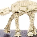At-at All Terrain Armored Transport by Helge