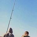 At Fishing by Karol Livote