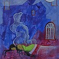 At Mid Night by Gayatri Sharma