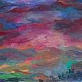 At Sunset by Milla Nuzzoli