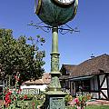 At Ten After Ten In Solvang by Christiane Schulze Art And Photography
