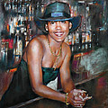 At The Bar by Ylli Haruni