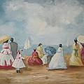 At The Beach  by Graciela Castro