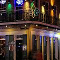 At The  Club On Bourbon by Anthony Walker Sr