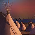 At The Encampment by Kae Cheatham
