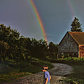 At The End Of A Rainbow by Susan Capuano