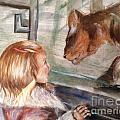 At The Zoo by Karen  Ferrand Carroll