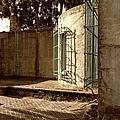 Atalaya Veranda Sepia by MM Anderson