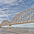 Atchafalaya River Bridge by Scott Pellegrin