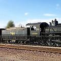 Atcheson Topeka And The Santa Fe by R B Harper