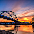 Atchison Sunset by Mark McDaniel