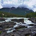 Athabasca Falls #3 by Stuart Litoff