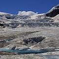 Athabasca Glacier 1 by Mo Barton